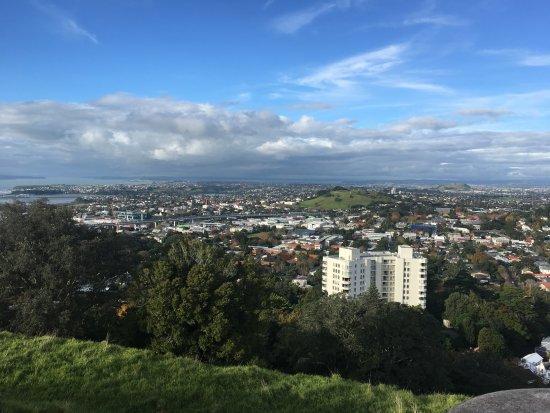 Mount Eden: Views from top