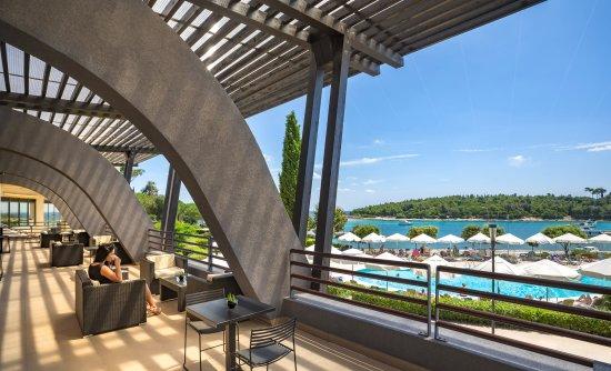 Island Hotel Istra: View