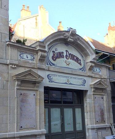 Restaurant les bains douches besan on restaurant avis for S bains restaurant