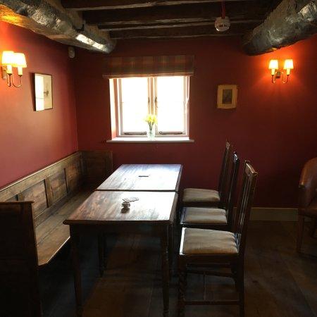 The Greyhound Inn: Snug room