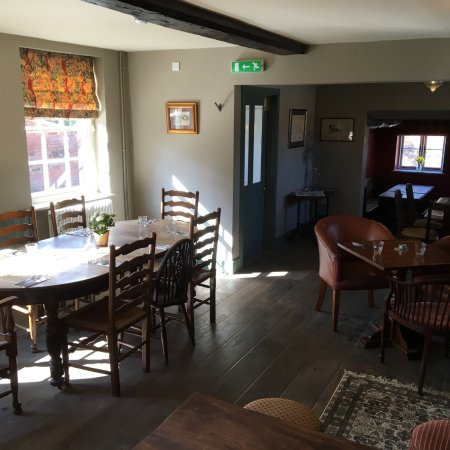 Letcombe Regis, UK: Dining room