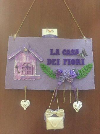 Montecilfone, Italia: La Casa Dei Fiori