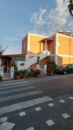 Hotel Residence Mendolita: Colazione