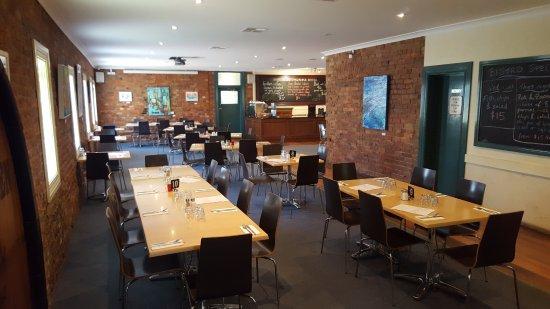 Rutherglen, Australia: Bistro