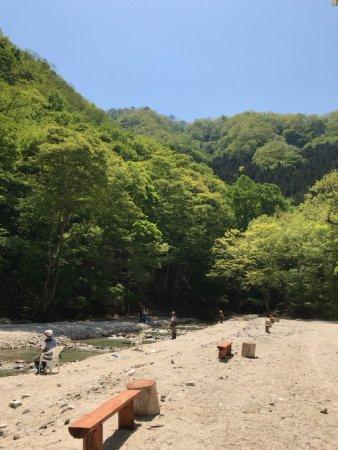 Miyori Keiryu Fishing Area