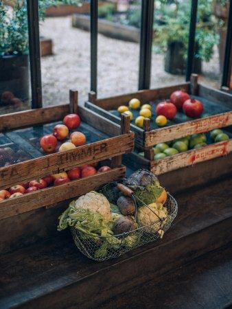 Merci la cantine paris le marais restaurant avis - Petit jardin restaurant vitry sur seine ...