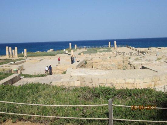Caesarea, Israel: Herod's Fortress