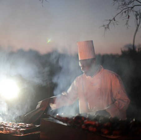 Mokopane, South Africa: Shikwaru Bush Dinners