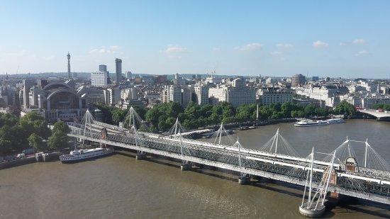 Gjb Picture Of Golden Jubilee Bridges London Tripadvisor