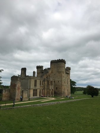 Belsay Hall and Gardens: photo0.jpg