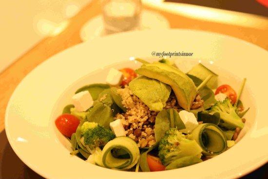 Verde Verdura salad ( Aed 49),