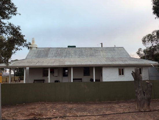 Flinders Ranges, Australien: Overseers House with kitchen and 4 bedrooms