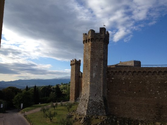 Il Barlanzone: View from the bedroom