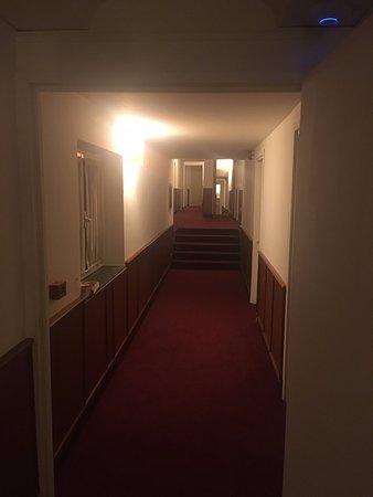 Sant'Agnello, Włochy: Corridor to Rooms