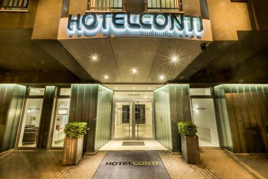 Hotel Conti Duisburg: Entree Hotel