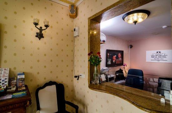 Interior - Picture of Hotel Ness Ziona, Tel Aviv - Tripadvisor
