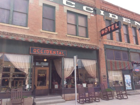 The Historic Occidental Hotel & Saloon and The Virginian Restaurant: photo0.jpg
