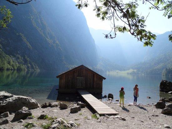 Hotel Edelweiss: Lake Königssee