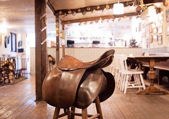 Fishers Adventure Farm Park Saddle Rooms Restaurant