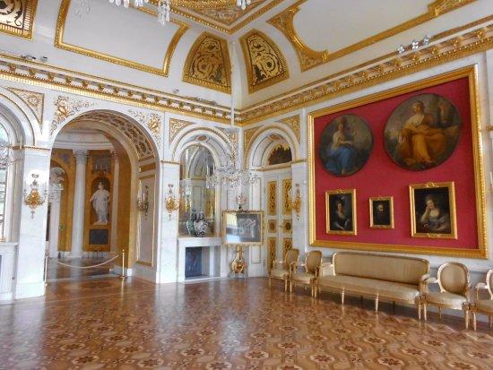 Lazienki Palace (Palac Lazienkowski) : Palata