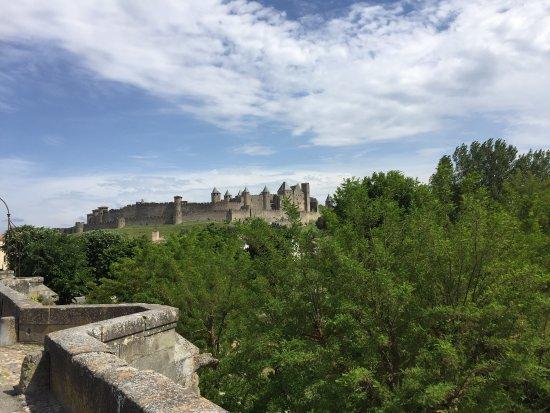 Visit to Carcasonne