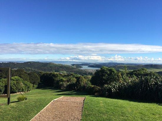 Onetangi, New Zealand: Views from starting point