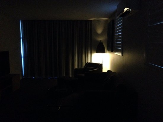 Only Lamp Available In Living Room If Bright Overhead Lights
