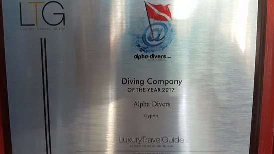 Alpha Divers Dive Centre