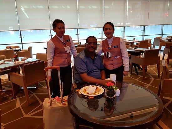 Amazing staff