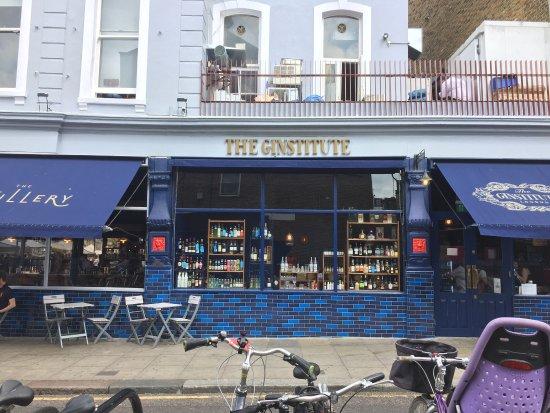 Photo of Nightclub The Ginstitute at 171 Portobello Road, London W11 2DY, United Kingdom
