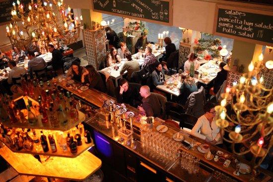 Heerlen, Países Baixos: Restaurant BUENO