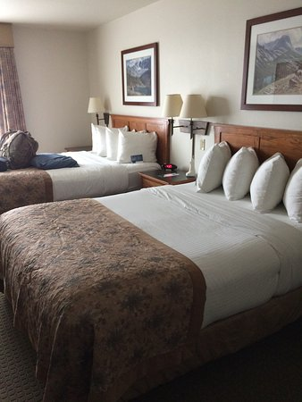 Big Horn Resort, Hotels in Billings