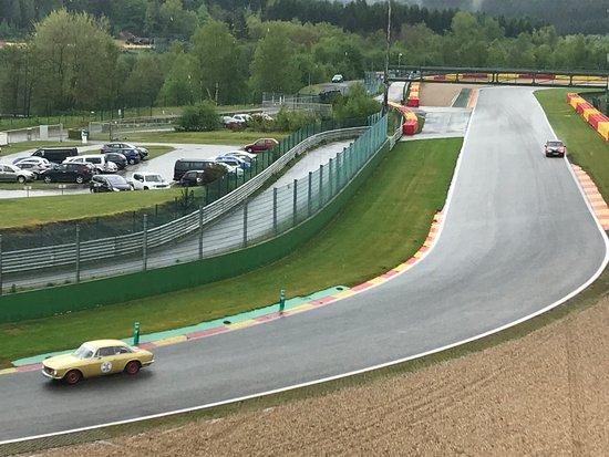 Circuit de Spa Francorchamps : la piste.