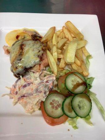 Aberdare, UK: Hunters Chicken