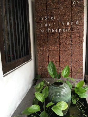 Courtyard @ Heeren Boutique Hotel: photo0.jpg