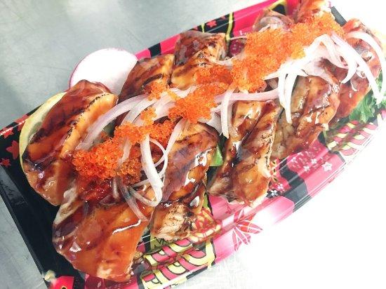 Buderim, Австралия: Hikaru Fusion Asian Food