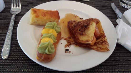 Club Med Bali: Sweet at the Agung Restaurant