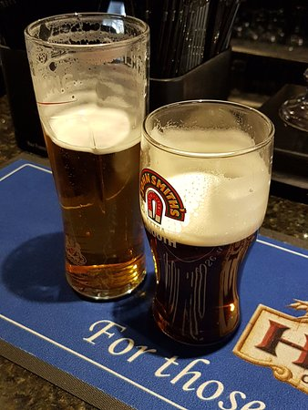 Huddersfield, UK: Decent pints