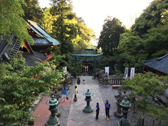 Kunozan Toshogu Shrine : 2017GW