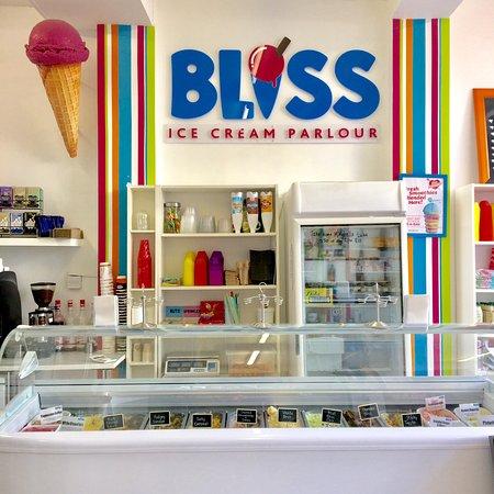 Bliss Ice Cream Parlour