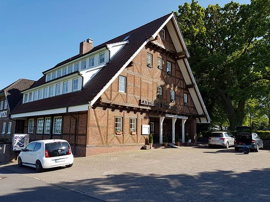Bad Oldesloe, Germany: Outside view of the Hotel