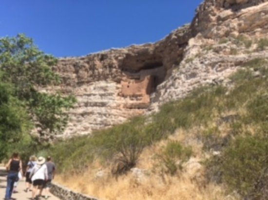 Montezuma Castle National Monument: Montezuma's Castle
