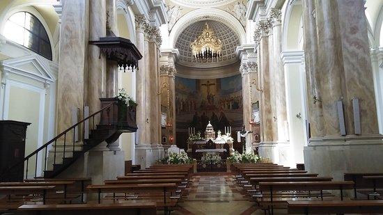 Enego, Italy: Interno della struttura