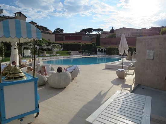Gran melia rome updated 2018 prices hotel reviews for Rome gran melia hotel