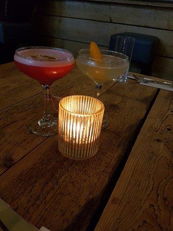 Buckingham, UK: Cocktails