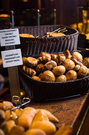 Maritim Hotel & Congress Centrum Bremen: Frühstücksbuffet