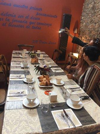 El Acebo de Casa Muria: Un fin de semana increíble. El ambiente, Jenny y José, la comida de sole. 3 días ideales!!! Repe