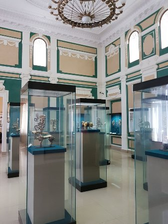 Museum of Archaeology and Ethnography - Ufa - Museum of ...