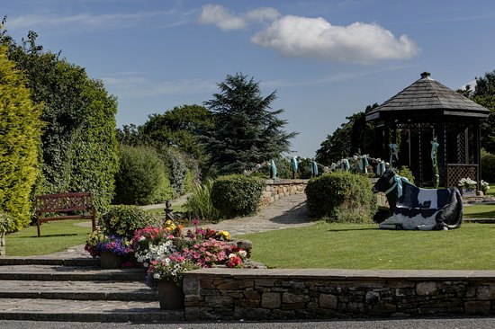 Langho, UK: Mytton Fold Garden