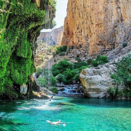 Tang-e Boraq Canyon